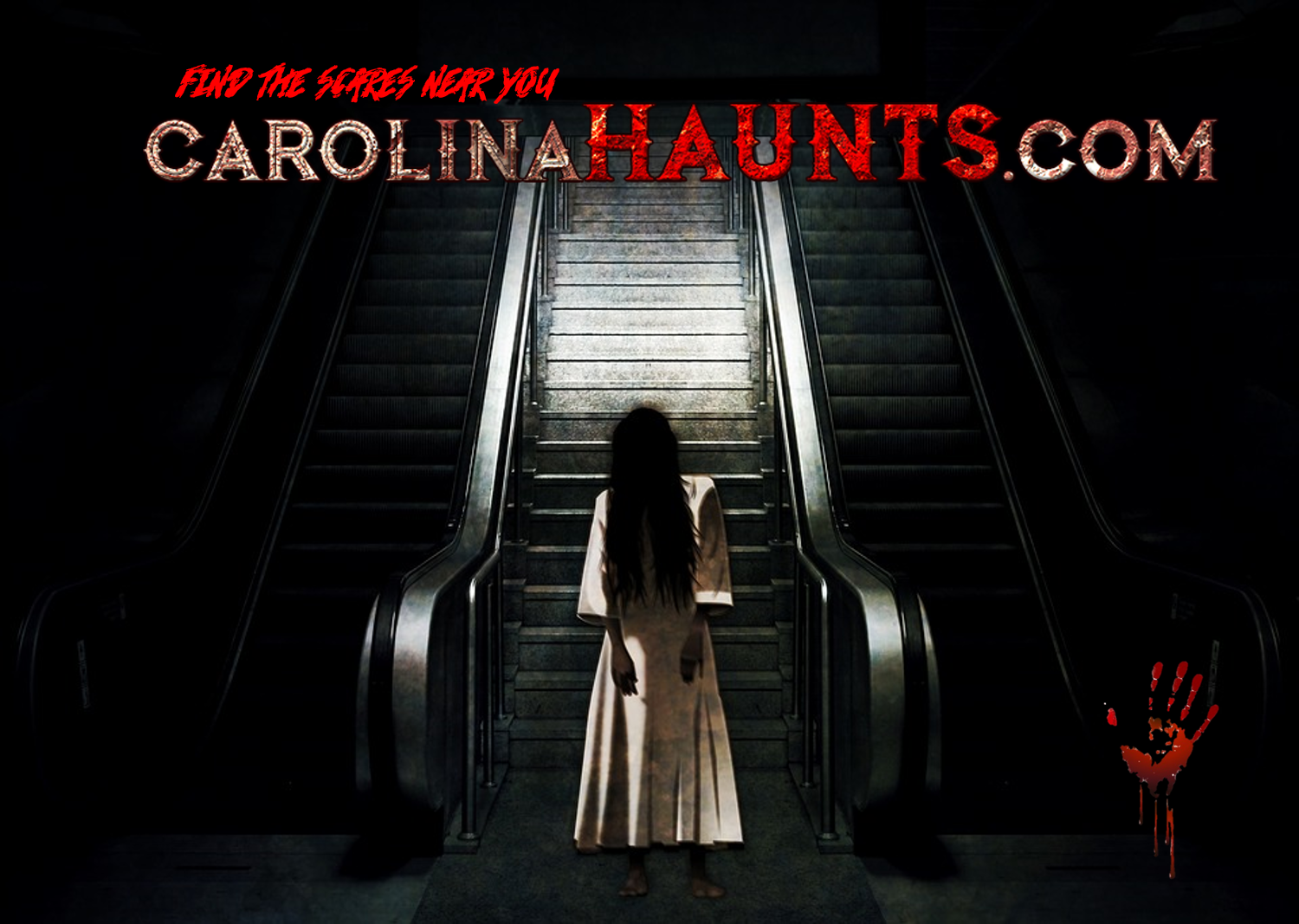 North Carolina Haunted Houses; South Carolina, Virigina, Haunted Attractions