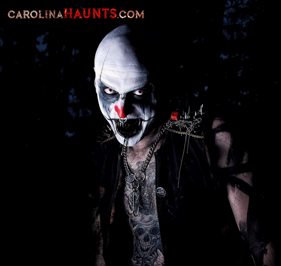 CarolinaHaunts.com Announces Spokesperson Samhain The One